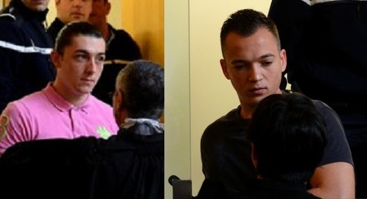 Ludovic Yorck  Anthony Paradescucuron home jacking ligote anglaise