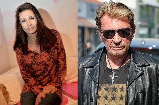 Adeline-Blondieau viol Johnny Hallyday  pedophile 14 ans livre divorce mariage