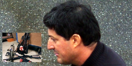 Emmanuel Toschi trafic  arme corse mafia nationalisme instituteur