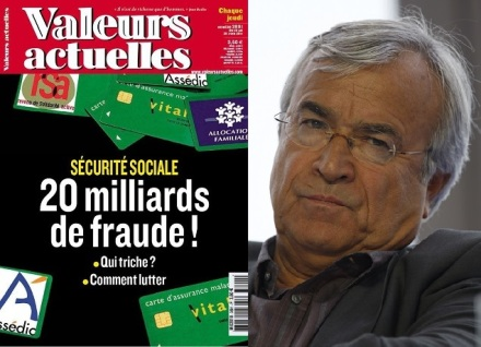Jean-Claude Dassier mis en examen,valeurs actuelles escroc une journal OM