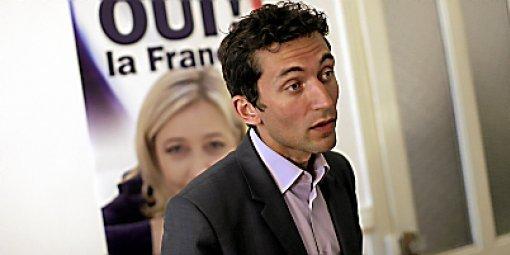 Julien Sanchez condamne FN inegibilite intication a la haine raciale insulte marine le pen
