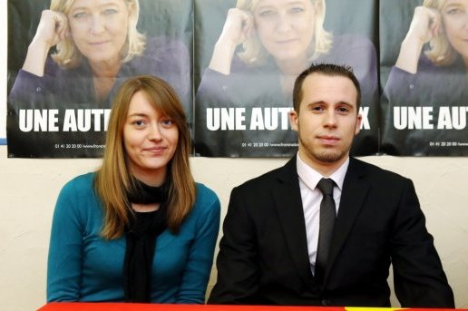 Loïc Bouzat condamne diffamation injure cgt professeur FN