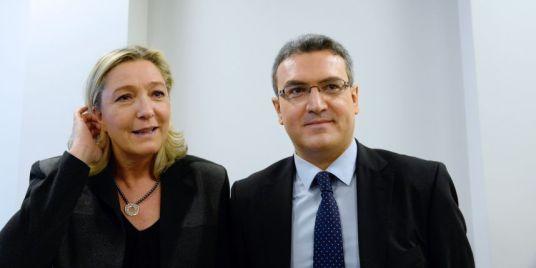 Marine Le Pen Aymeric Chauprade, aiar cocaine, trafiquants