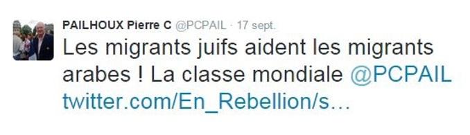Myriam El KhomriRobert Badinter.Pierre-Claude Pailhoux juiif arabe racisme antisemitisme FN