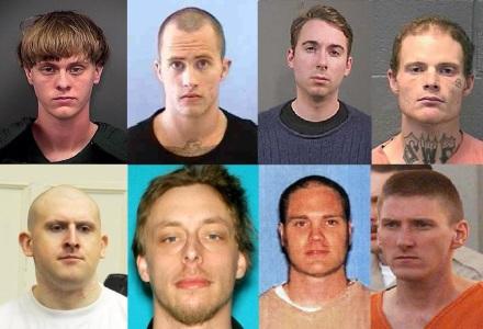 Timothy McVeigh dylann roof racisme blanc terrorisme usa suprematisme terroriste attentat fusilliade
