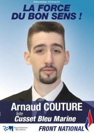 arnaud couture images pedopornographiques pedopile pedophilie candidat fn front national marine le pen