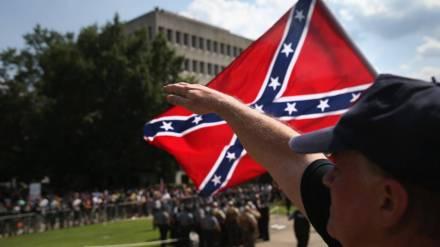 drapeu confedere racisme dylan roof esclavagiste nazi