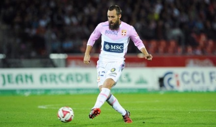 Gael GivetE vian-Thonon-Gaillard foot barbe discrimine pascal dupraz france