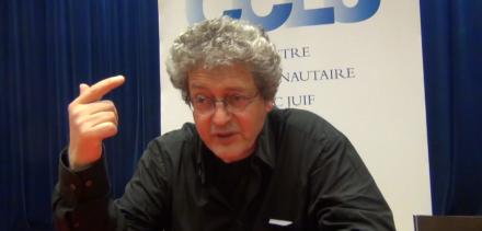 Georges Bensoussan racisme arabe juif shoah mere antisemtisme lait