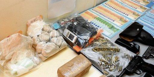 heroine drogue arme