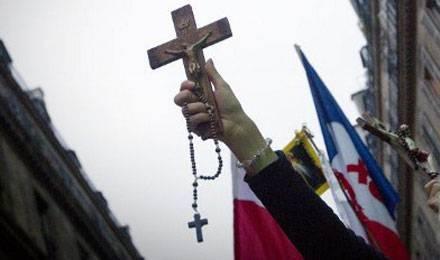 Integrisme catholique ecole extreme droite cours le Sénevé de Castres