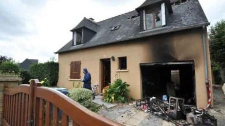 Jean-Fred Saint-Louis Melesse machette terreur maison brule desequilibre forcene