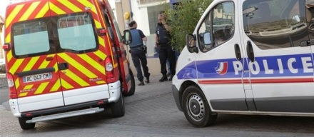 Police sapeurs pompiers outrage violence alcool