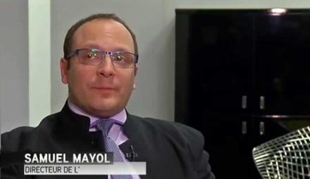 Samuel Mayol uit manipulation islamophobe islamiste etudiant musulman