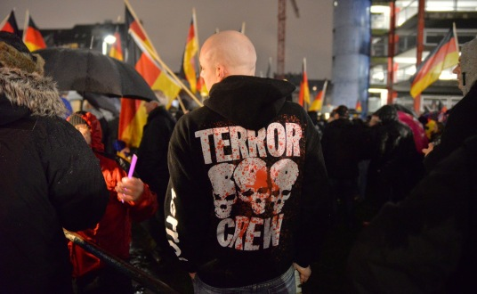 Terrorsime extreme droite identitaire allemagne islam nationaliste nazi