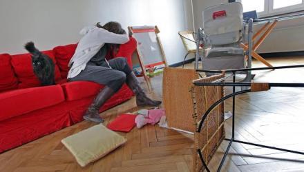 violence conjugale alcool radiateur ivre