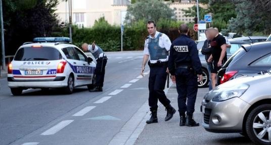 violence stupefiant police