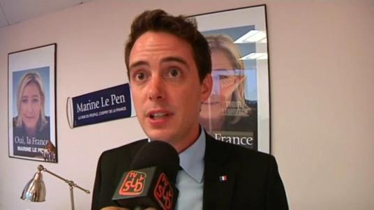 Yoann Gillet FN condamne injure publique gard