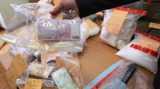 trafic cocaine
