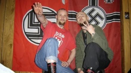 Tyler Sturrup et Robert Reitmeier