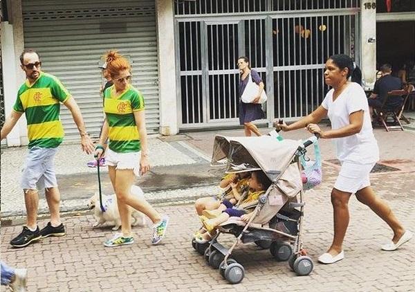 Fracture raciale bresil noir blanc favelas  Dilma Rousseff.manifestation