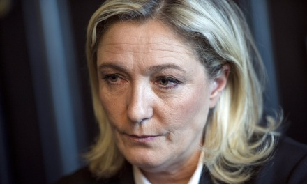 marine FRANCE-POLITICS-PARTY-FN-LE PEN