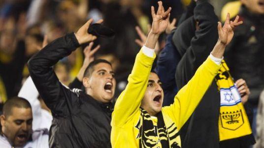racisme raciste hooligan haine rabe israel Beitar Jérusalem,