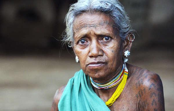 tribus inde touriste