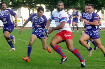 Yannick Larguet racisme raciste rugby