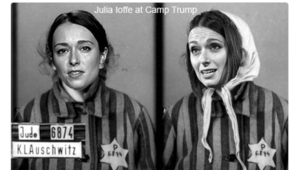 Julia Ioffe donald Trump journaliste antisemitisme