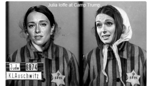 Julia Ioffe donald Trump journaliste antisemitisme