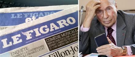 Serge Dassault le figaro justice essone
