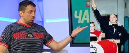 Alexandre Chpryguine neo nazi salut extreme droite russie hooligan euro 2016