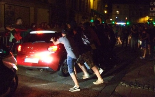 agression racisme anti portugais portugal haine dégueulasse france supporters