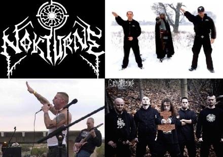 black metal neo nazi Ragnard Rock Fest