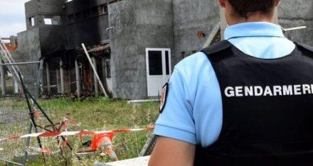 muret mosquée incendie islamophobie