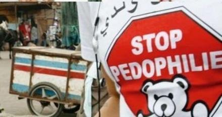 stop pedophilie maroc