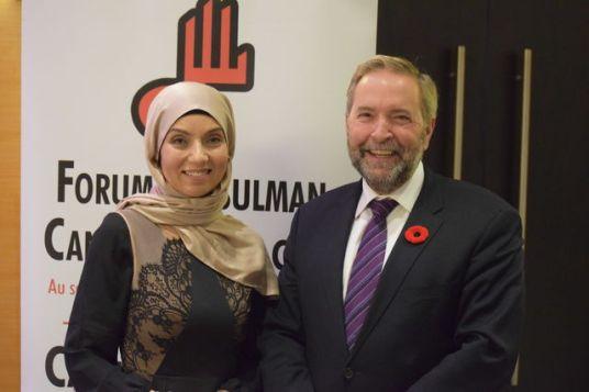 condamner l'Islamophobie