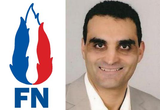 Franck Sinisi, élu  FN à la municipalité de Fontaine (38)