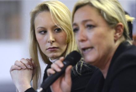 Marion Maréchal Le Pen furieuse contre Marine Le Pen pour l'avoir qualifiée d'inexpérimentée (2)