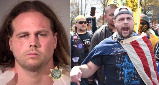 Jeremy Christian, suprématiste pro Trump, égorge 2 personnes en proférant des insultes islamophobes
